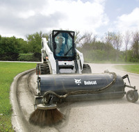 Parking lot sweeping helps make a great first impression and preserves the life of your hard surfaces.